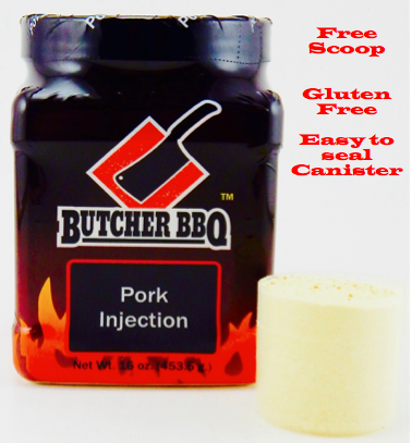 Butcher BBQ Pork Injection 0609613035760