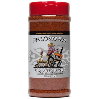 Plowboys BBQ Yardbird Rub 7oz