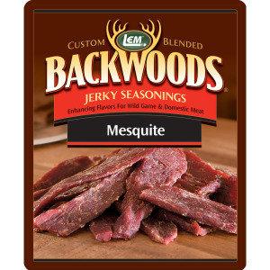 LEM BACKWOODS MESQUITE JERKY SEASONING 0734494091533