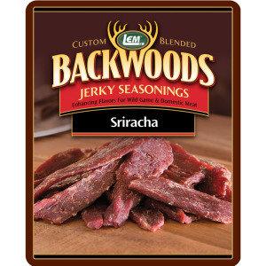 LEM BACKWOODS SRIRACHA JERKY SEASONING 0734494090888