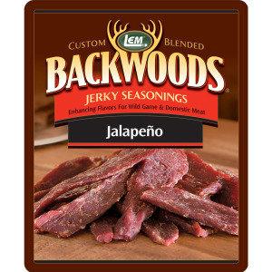 LEM BACKWOODS JALAPENO JERKY SEASONING