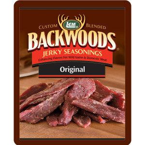 LEM BACKWOODS ORIGINAL JERKY SEASONING