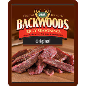 LEM BACKWOODS ORIGINAL JERKY SEASONING