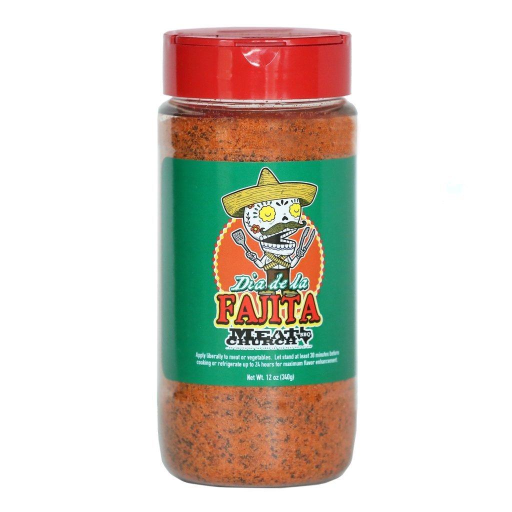Meat Church Fajita Seasoning 0769923288673