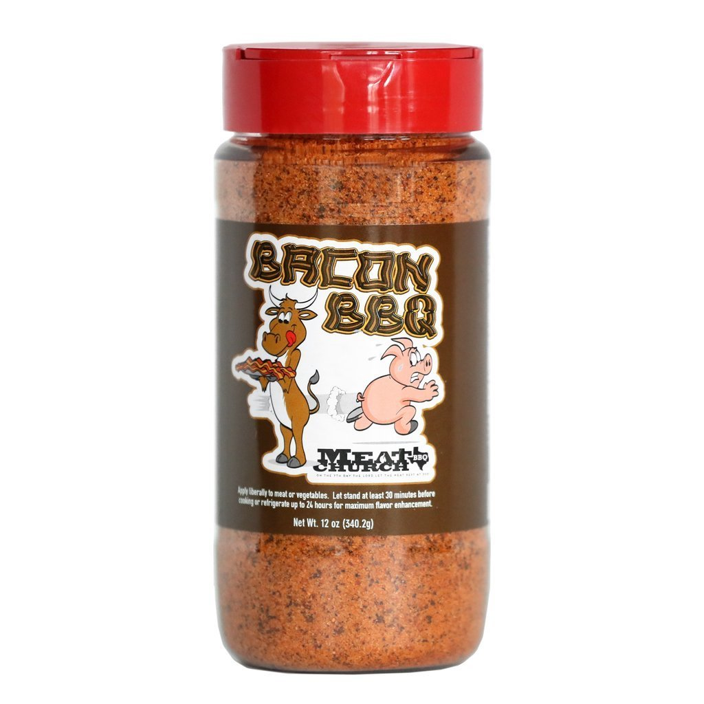 Meat Church Bacon BBQ Rub 0744271988000