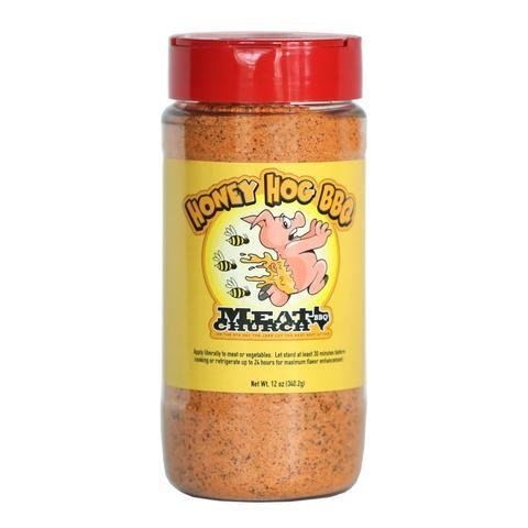 Meat Church Honey Hog BBQ Rub 0011711552580