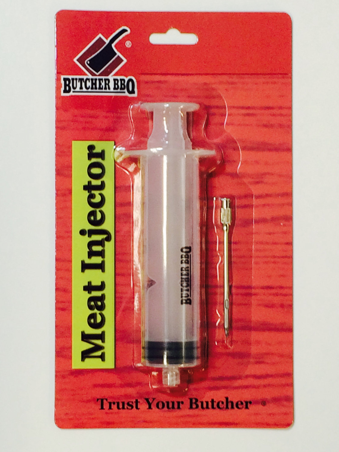 Butcher BBQ 60cc Injector & Needle