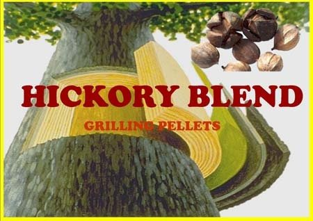Hickory Blend 20lb