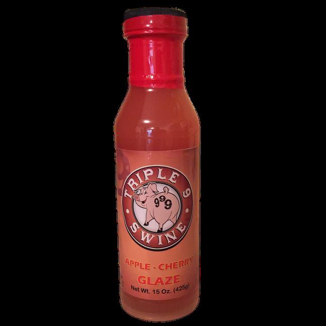 Triple 9 Swine Apple Cherry Glaze 0634294591571