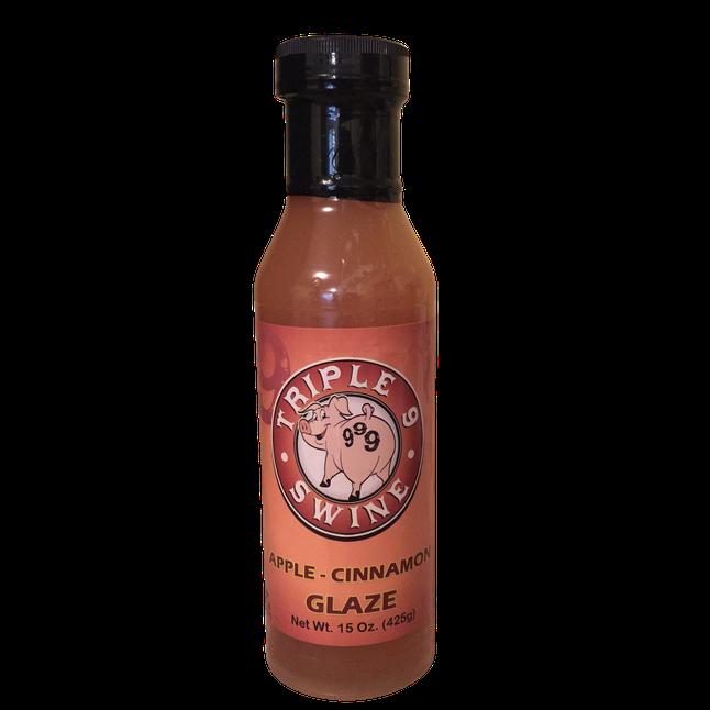 Triple 9 Swine Apple Cinnamon Glaze 0634294591595