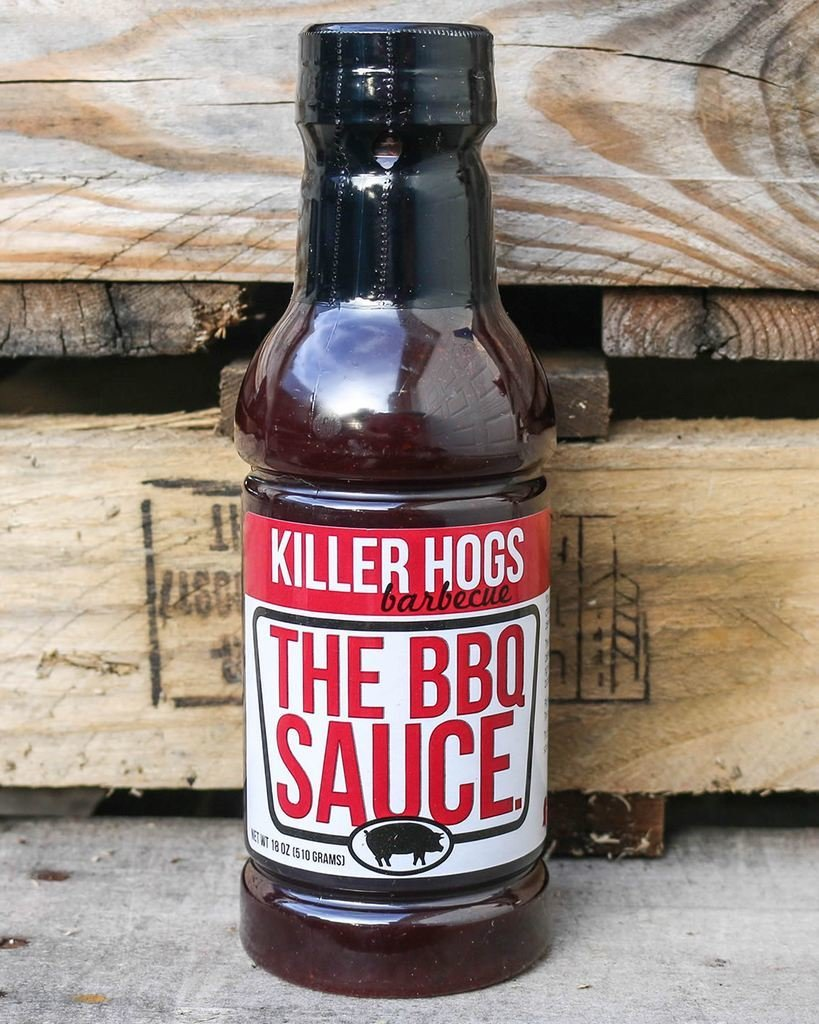 Killer Hogs The BBQ Sauce. 0854019006023
