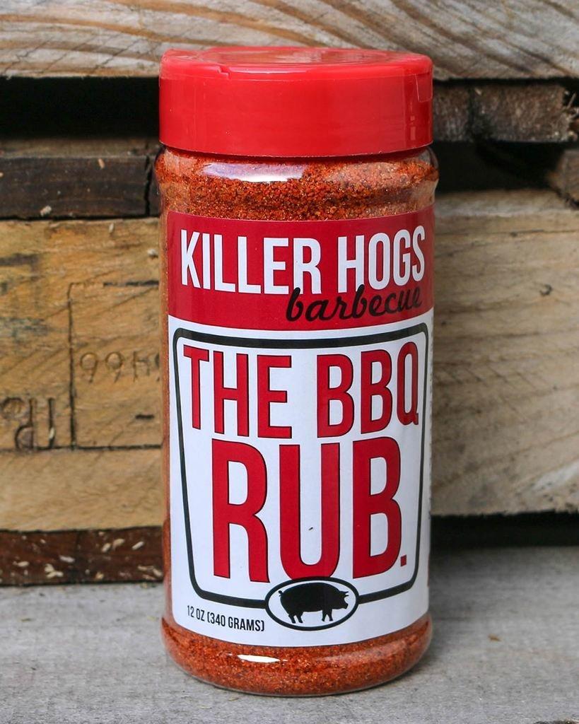 Killer Hogs The BBQ Rub 0854019006016