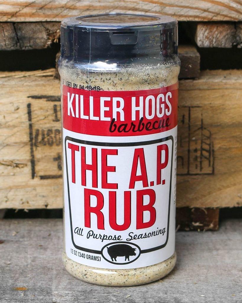 Killer Hogs The A.P. Rub 0854019006009