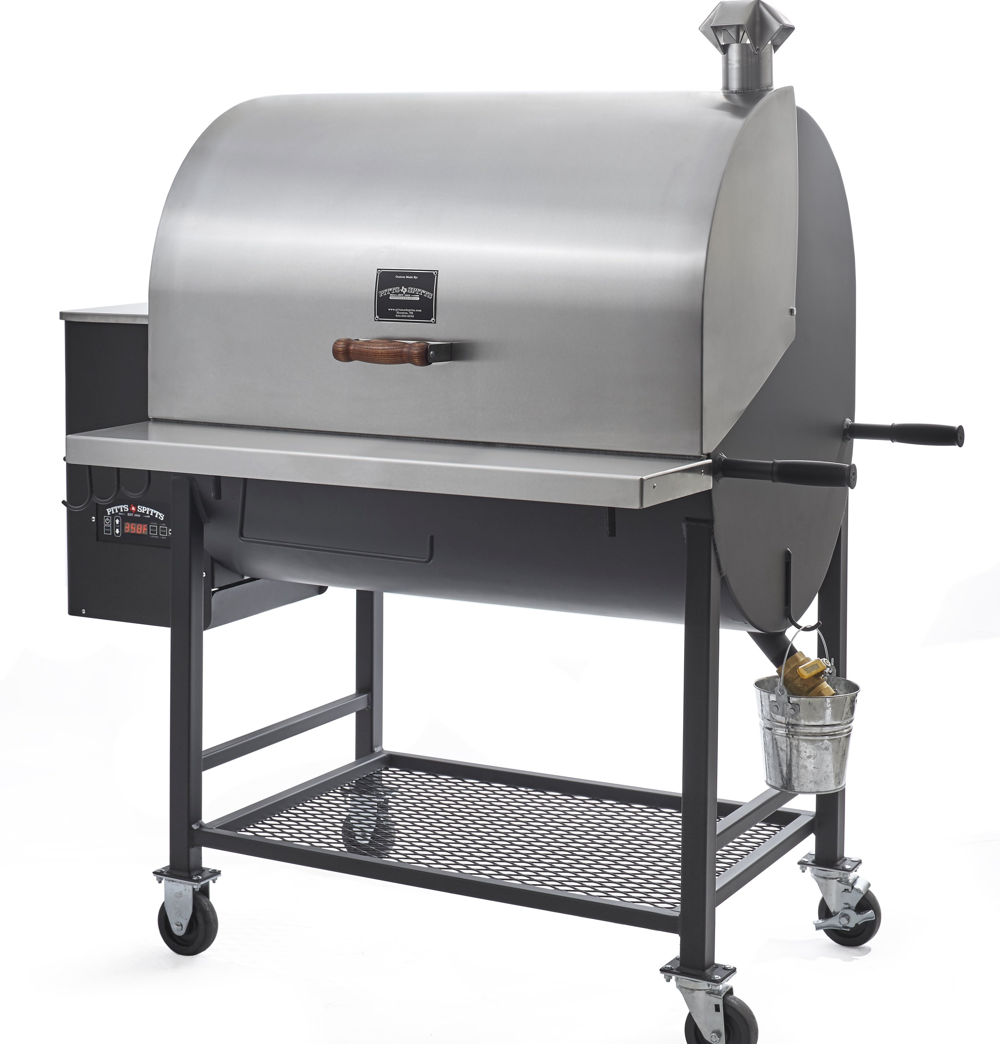 Pitts & Spitts Maverick 2000 Wood Pellet Grill 00242