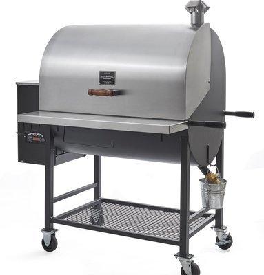 Pitts & Spitts Maverick 2000 Wood Pellet Grill
