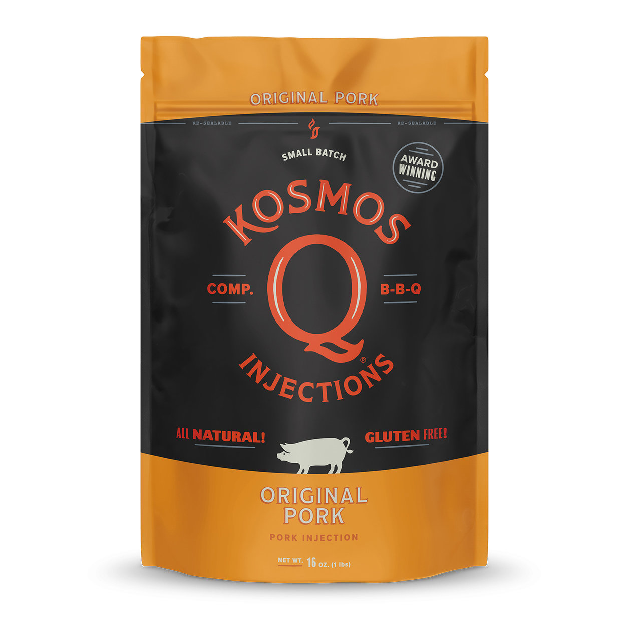 Kosmos Original Pork Injection