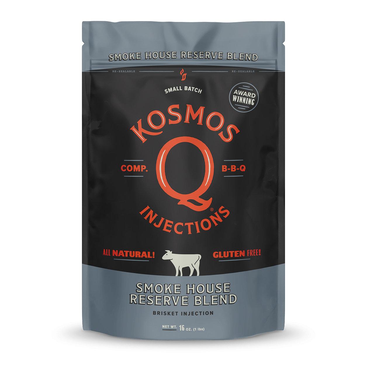 Kosmos Smoke House Reserve Blend 0851818003352