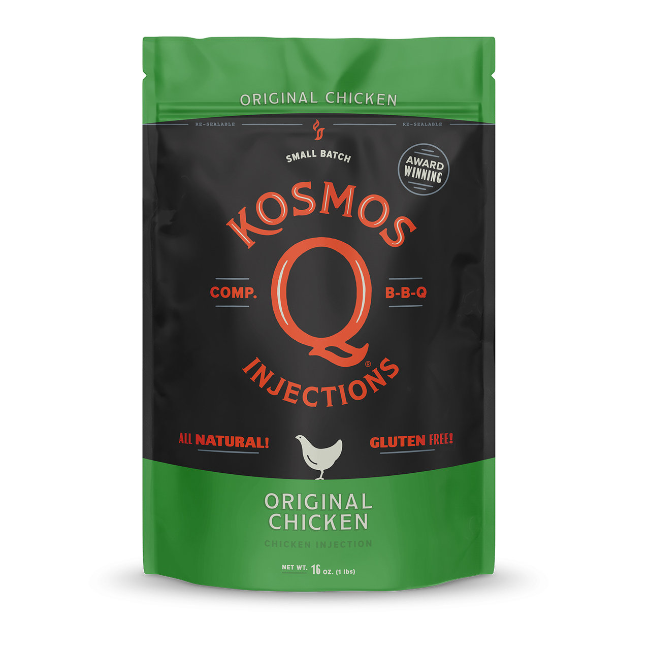 Kosmos Original Chicken Injection 0851818003321