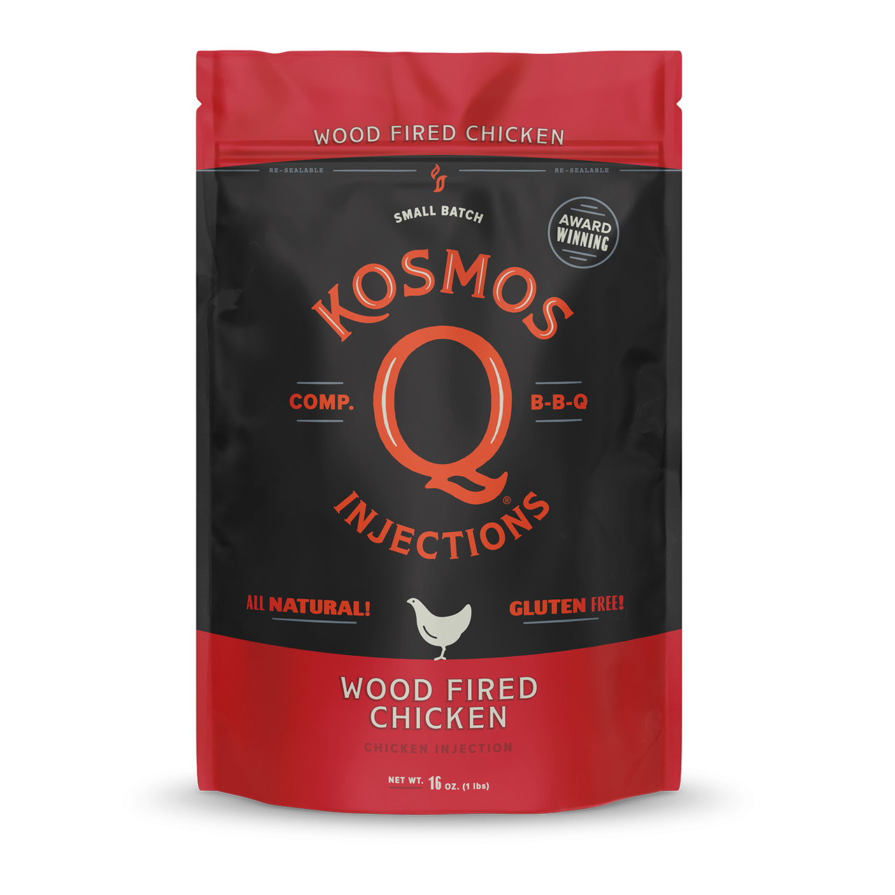 Kosmos Wood Fired Chicken Injection 0851818003345