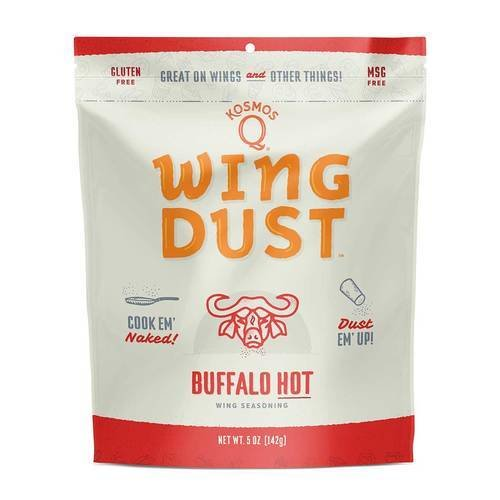 Kosmos Buffalo Hot Wing Dust 0851818003468