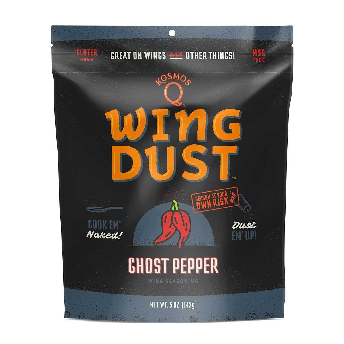 Kosmos Ghost Pepper Wing Dust 0851818003567