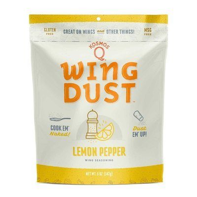 Kosmos Lemon Pepper Wing Dust