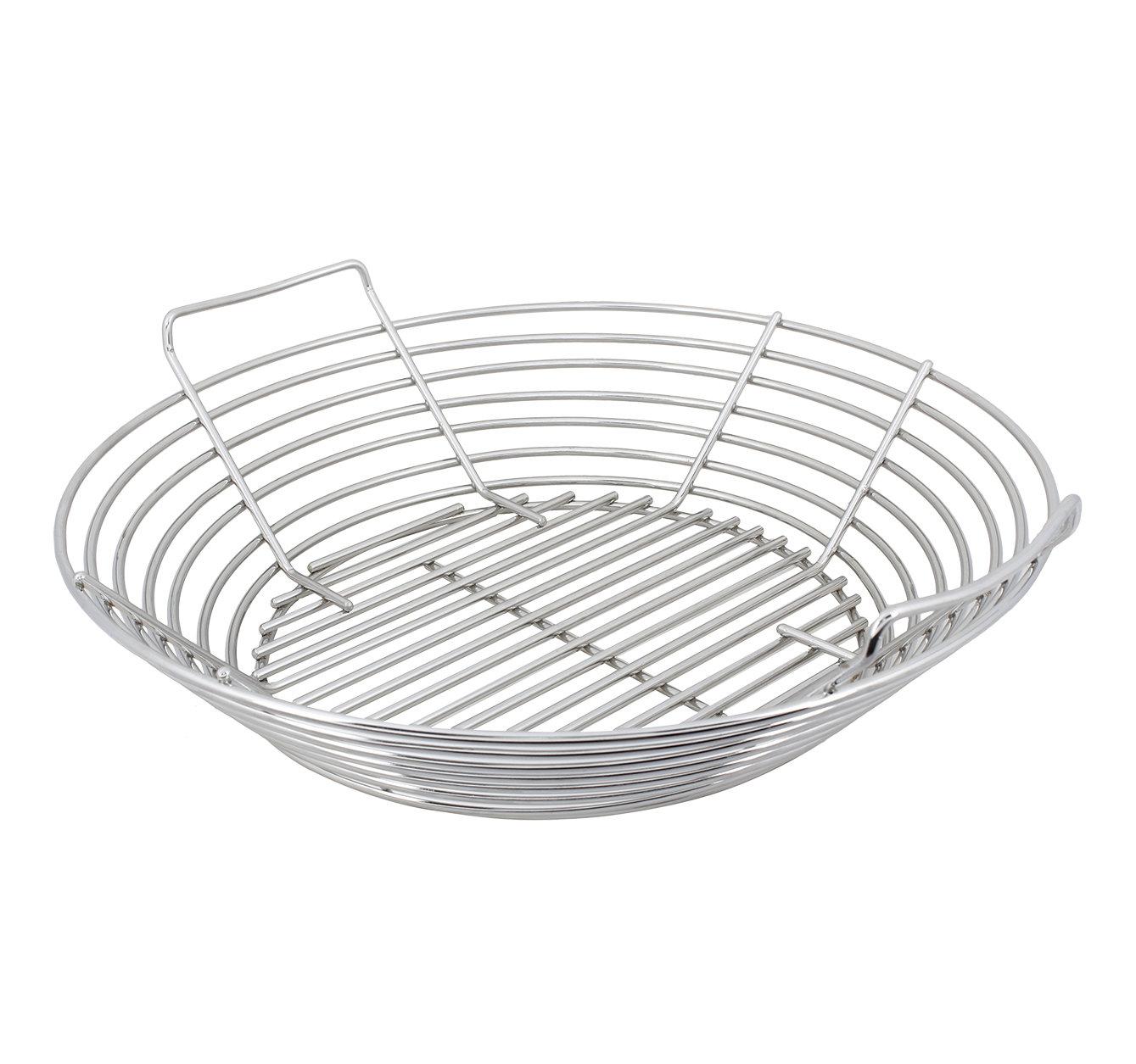 Stainless Steel Kick Ash Basket (Big Joe) 00287