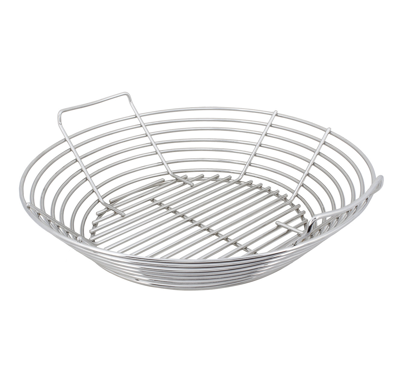 Stainless Steel Kick Ash Basket (Big Joe)