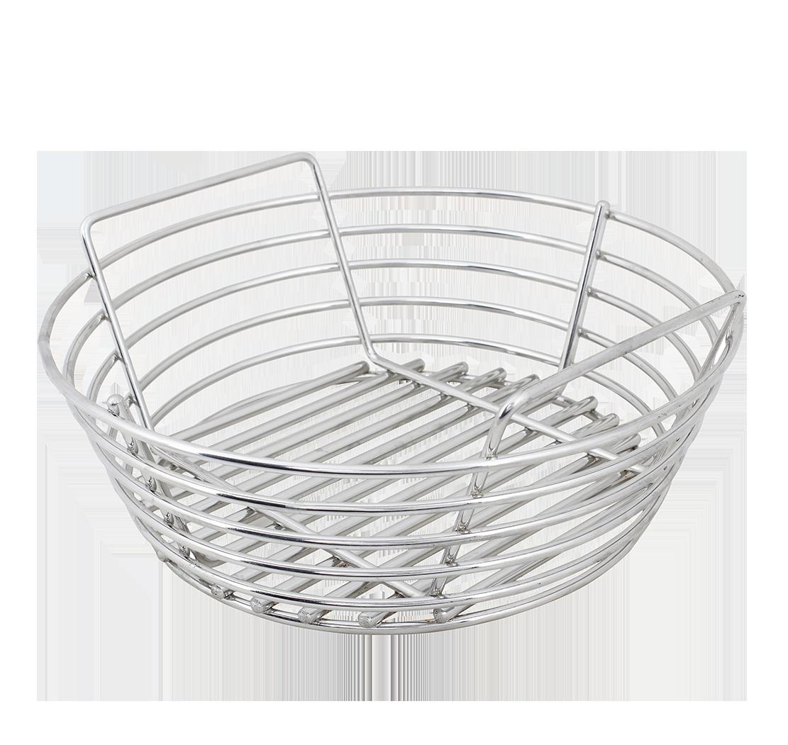 Stainless Steel Kick Ash Basket (joe Jr.) 00290