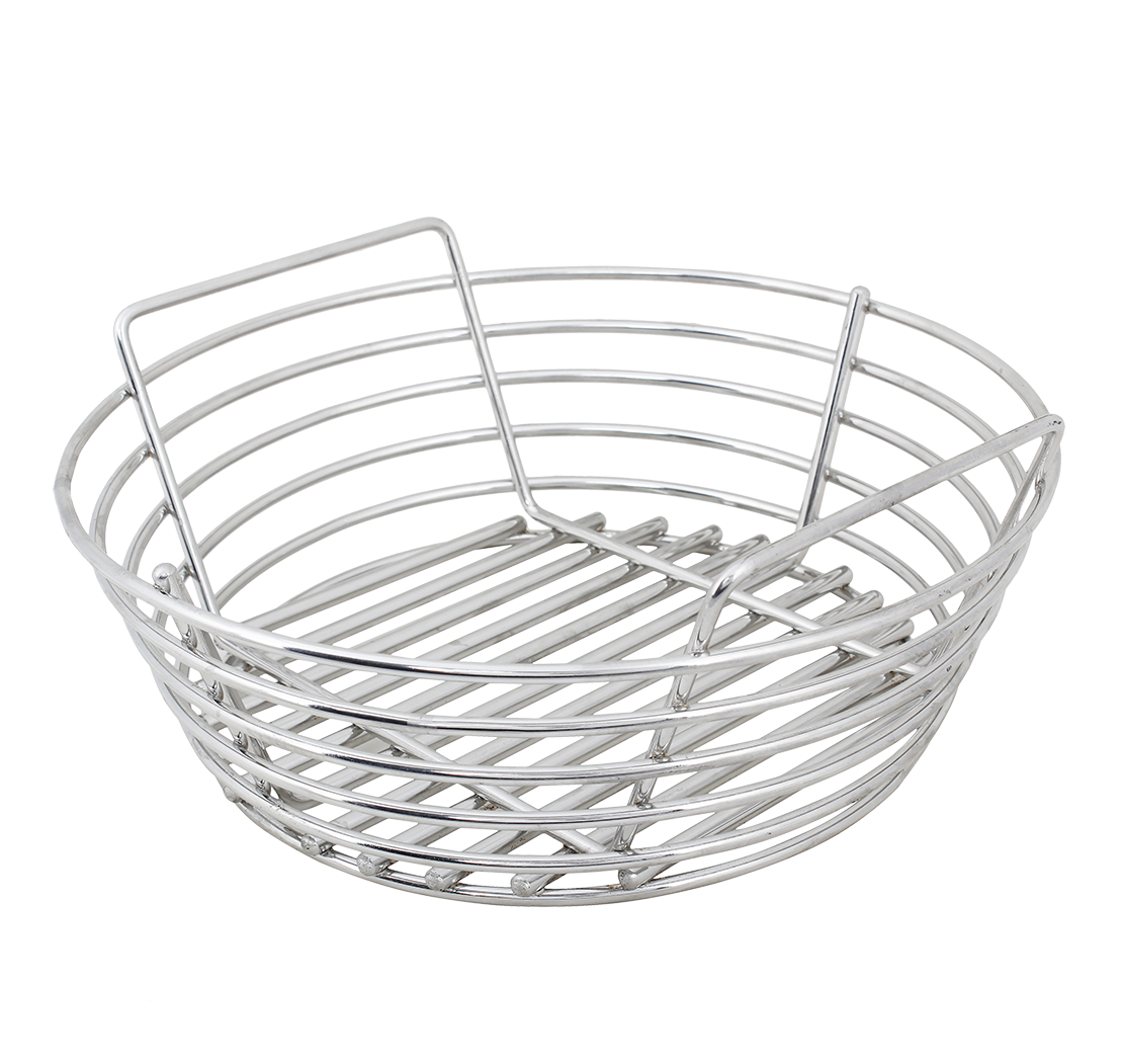 Stainless Steel Kick Ash Basket (joe Jr.)