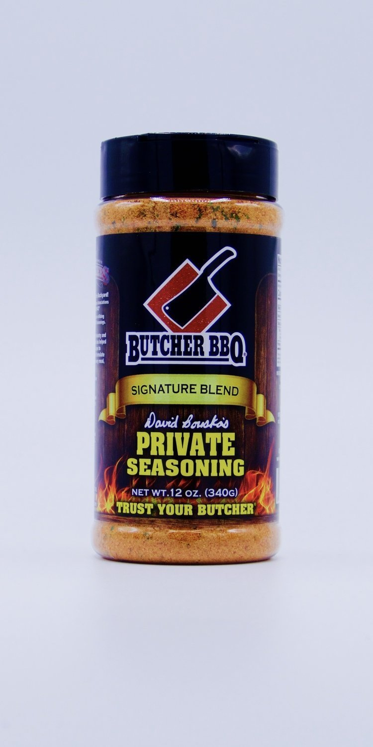 Butcher BBQ Private Seasoning 0045635747777
