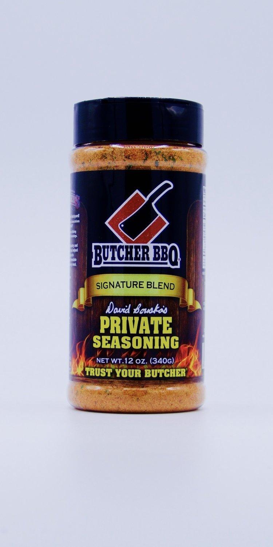 Butcher BBQ Private Seasoning