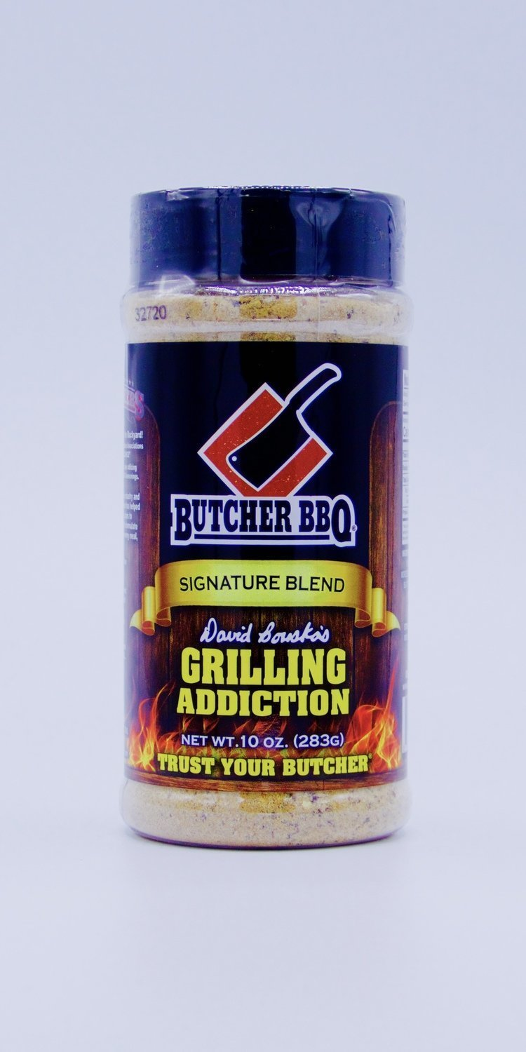 Butcher BBQ Grilling Addiction 0045635747760