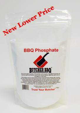 Butcher BBQ Phosphate 0609613035876