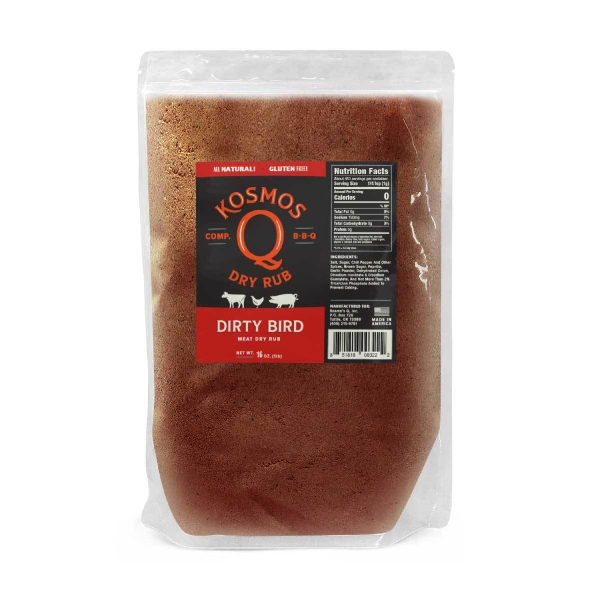 Kosmos Dirty Bird 1lb Bag