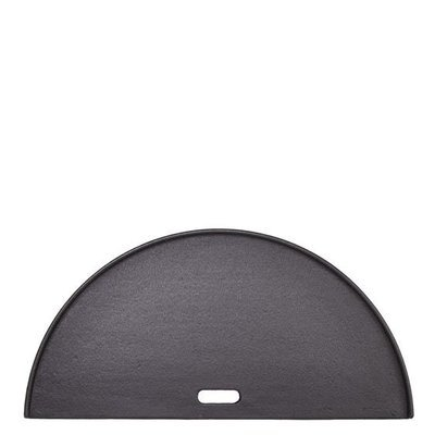 Kamado Joe Cast Iron Half Griddle (Big Joe)