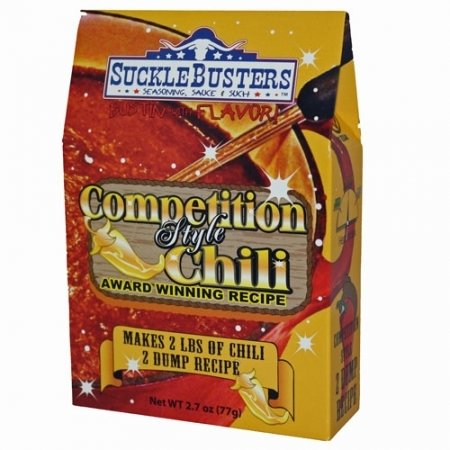 SuckleBusters Competition Style Chili 0858389003699