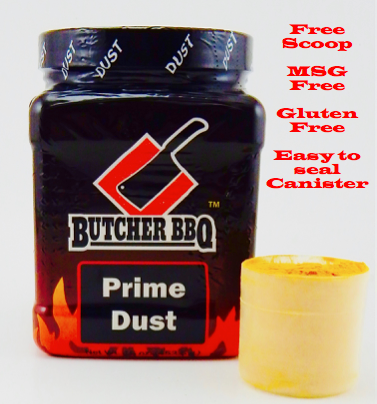 Butcher BBQ Prime Dust 0609613035883