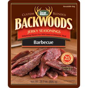 LEM Backwoods Barbecue Jerky Seasoning 0734494090215