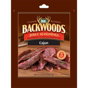 LEM Backwoods Cajun Jerky Seasoning