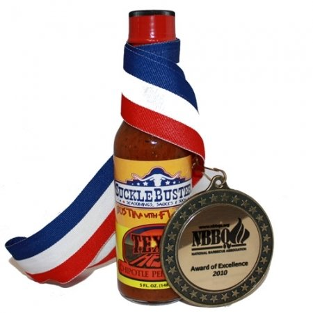 SuckleBusters Chipotle Pepper Sauce 5oz 0858389003286