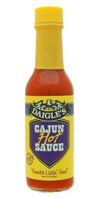 Daigle's Cajun Hot Sauce