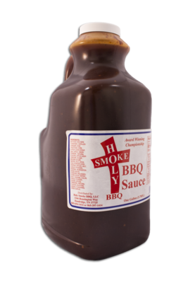 Holy Smokes-BBQ Sauce-1 gallon