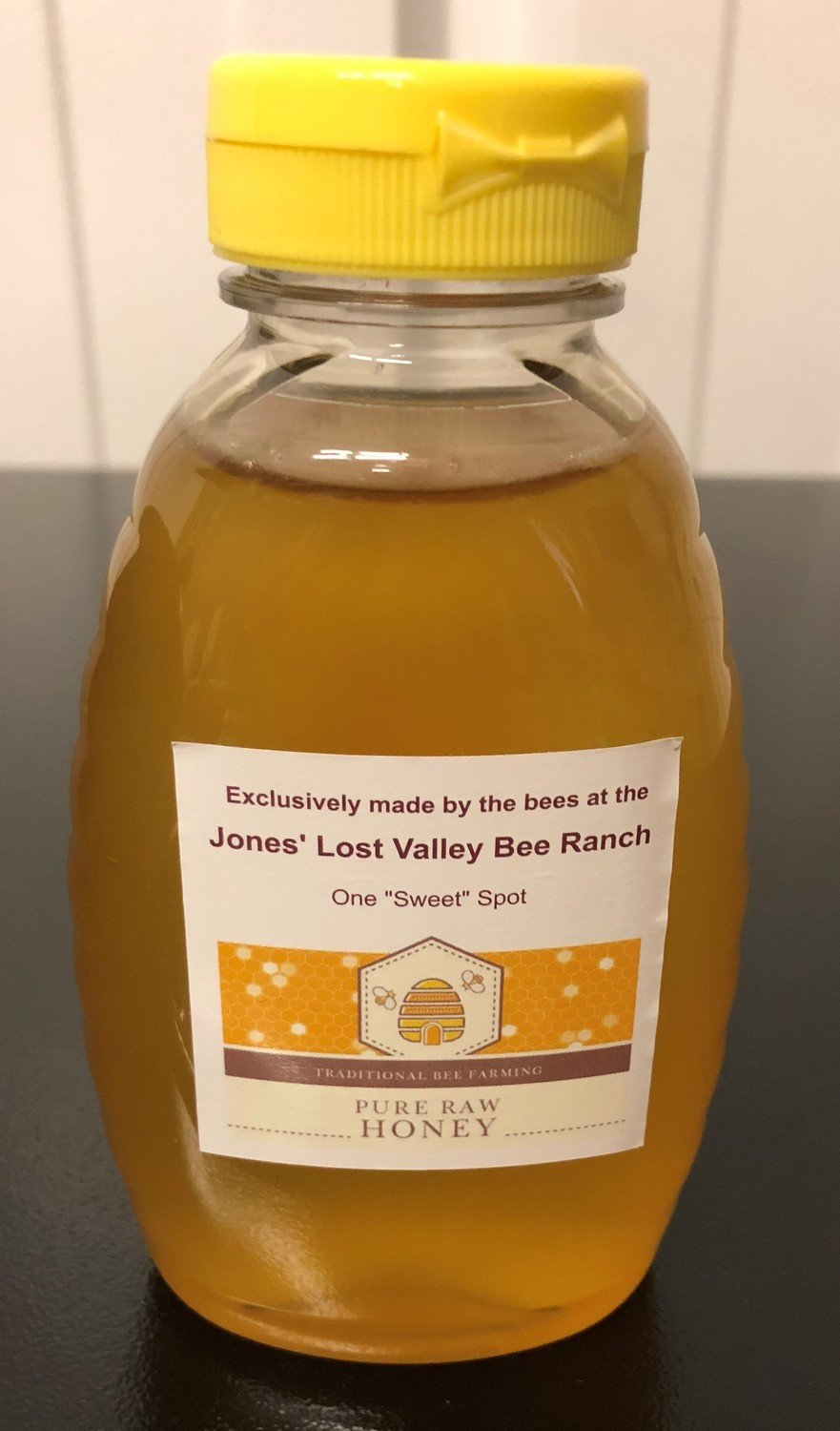 Jones' Lost Valley Bee Ranch Honey