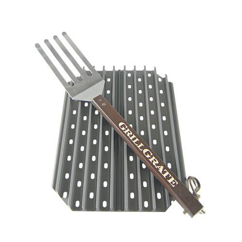 GrillGrate-2 panel set for Medium Kamado 0721405590872
