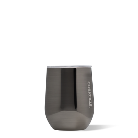 Corkcicle-Stemless-12ozGunmetal 0816549024175