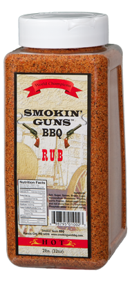 Smokin Guns-Hot 8 lb 0000000015141