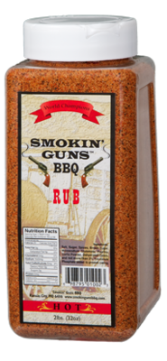 Smokin Guns-Hot 8 lb