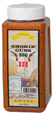 Smokin Guns- Mild 8lb 01515