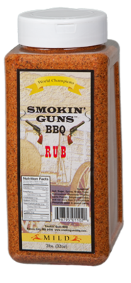 Smokin Guns- Mild 8lb